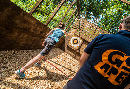 Axe Throwing Experience for One. 18+ and 16/17 age bands only.