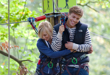 Treetop Challenge Experience - 2 Adults